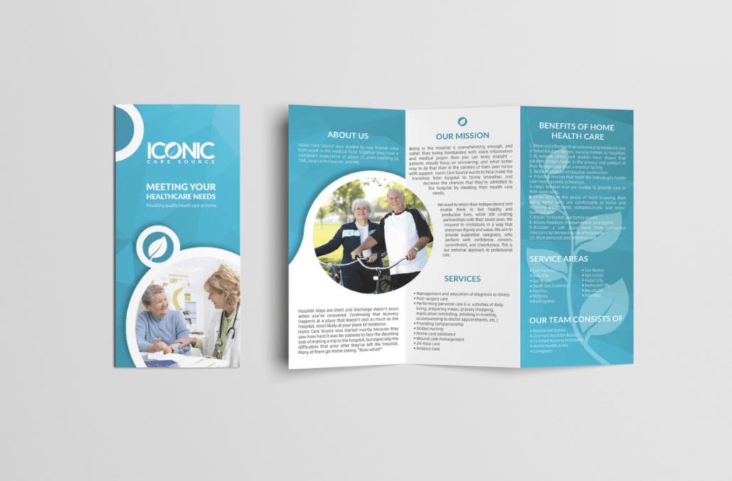 design brochure online
